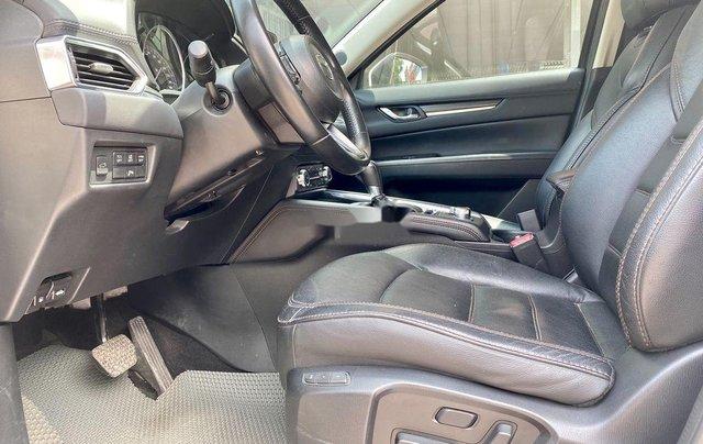 Bán xe Mazda CX 5 đời 2018, màu trắng8