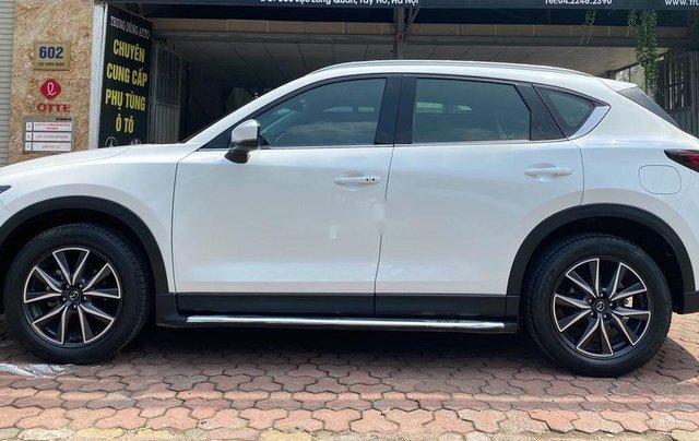 Bán xe Mazda CX 5 đời 2018, màu trắng10
