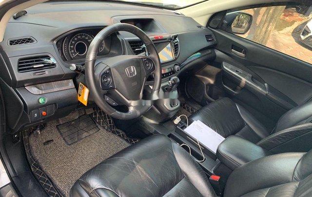 Chính chủ bán ô tô Honda CR V 2014, màu trắng6