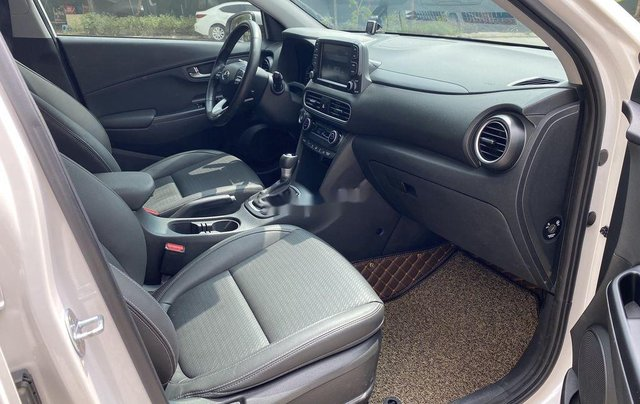 Bán Hyundai Kona đời 2018, màu trắng, giá 658tr4