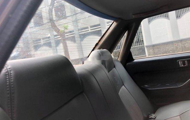 Bán Toyota Camry đời 1987, màu xám, nhập khẩu, chạy rất êm6