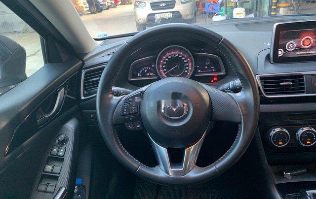 Cần bán Mazda 3 1.5AT năm 2016, màu xanh lam còn mới  5