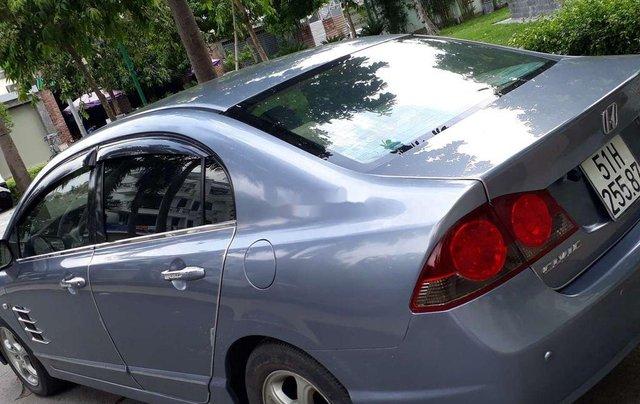 Chính chủ bán lại xe Honda Civic năm sản xuất 2007, màu xanh lam8