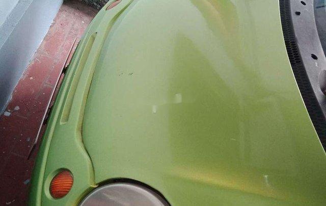 Bán Daewoo Matiz sản xuất 2005, màu xanh lá2