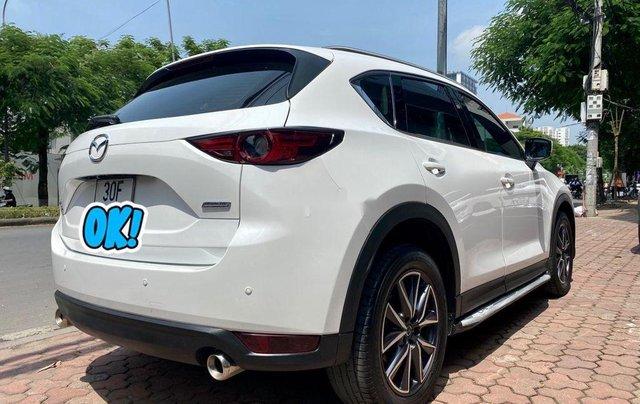 Bán xe Mazda CX 5 đời 2018, màu trắng2