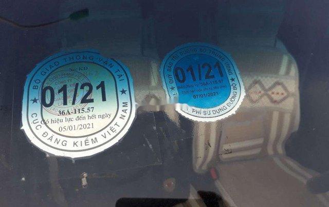 Xe Chevrolet Spark đời 2009, bán giá tốt8
