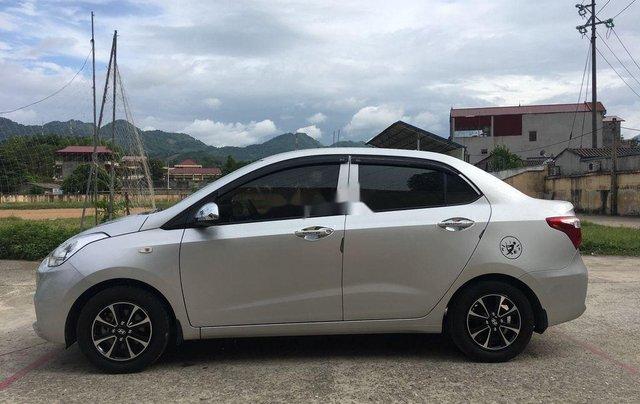 Bán Hyundai Grand i10 đời 2018, màu bạc như mới 3
