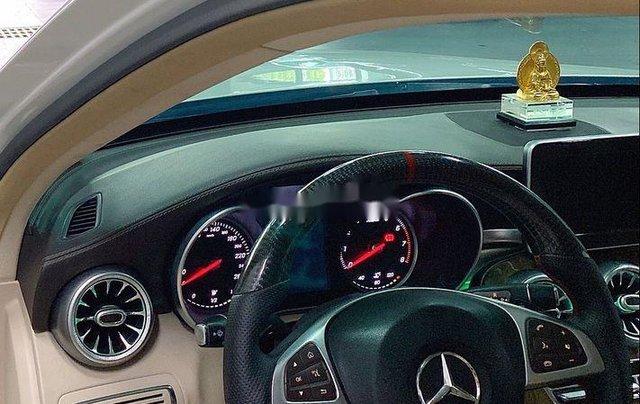 Cần bán lại xe Mercedes C250 Exlusive năm 2015, màu trắng6