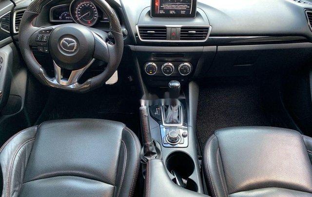 Bán Mazda 3 1.5AT đời 2015, màu trắng, 489 triệu5