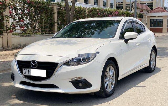 Cần bán Mazda 3 đời 2016, màu trắng, giá chỉ 495 triệu2