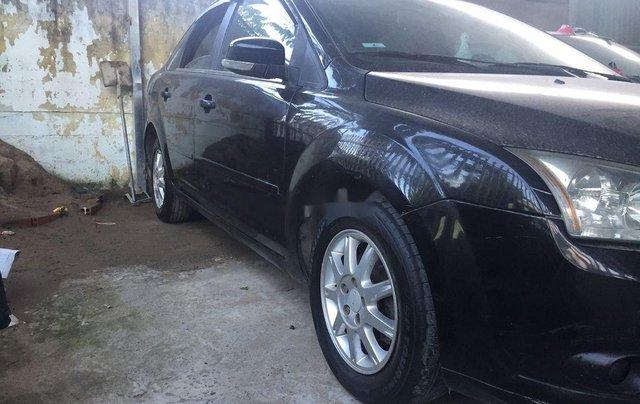 Cần bán lại xe Ford Focus 2009, màu đen0