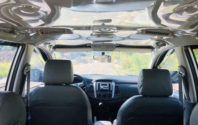 Bán Toyota Innova sản xuất 2012 còn mới8