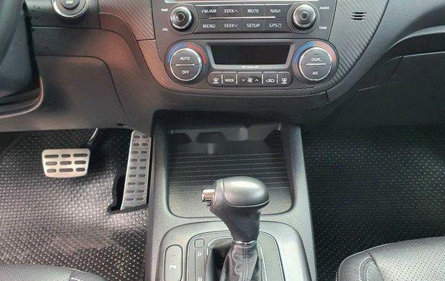 Bán Kia K3 năm sản xuất 2015, màu nâu, xe cũ chính hãng6