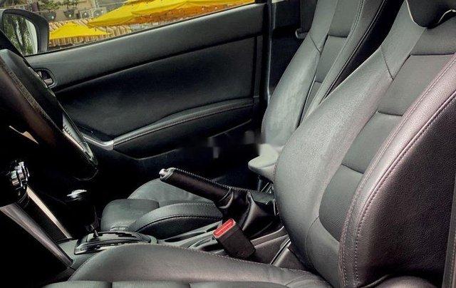 Bán Mazda CX 5 đời 2015, màu đen, giá tốt1