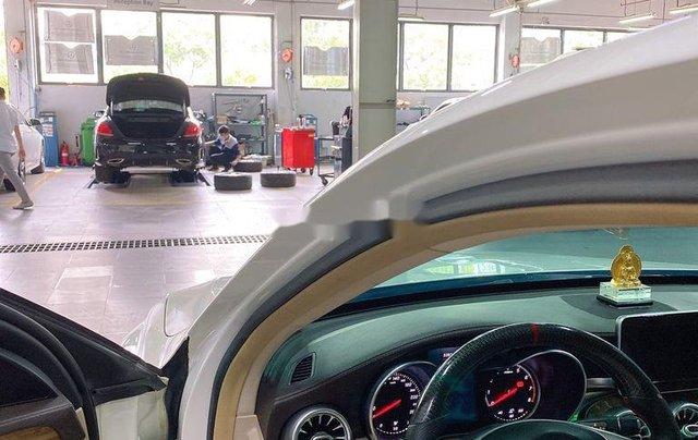 Cần bán lại xe Mercedes C250 Exlusive năm 2015, màu trắng4