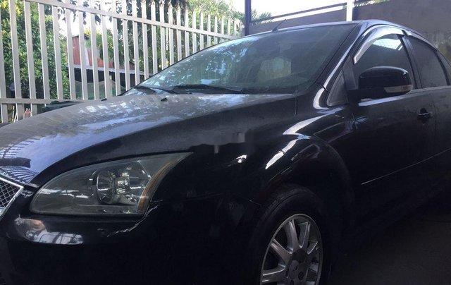 Cần bán lại xe Ford Focus 2009, màu đen1