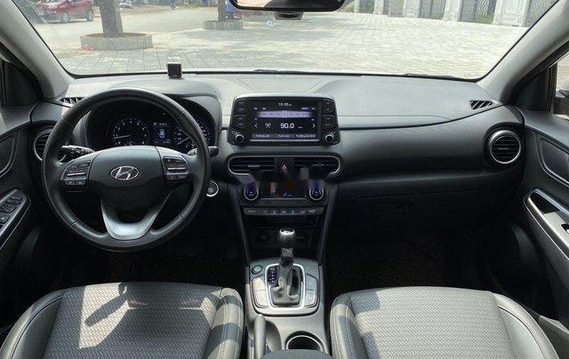 Bán Hyundai Kona đời 2018, màu trắng, giá 658tr10