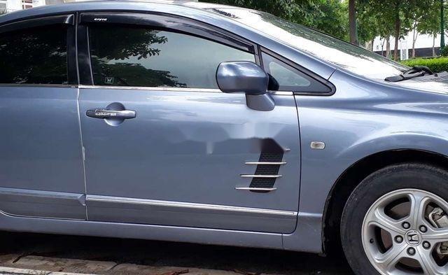 Chính chủ bán lại xe Honda Civic năm sản xuất 2007, màu xanh lam7
