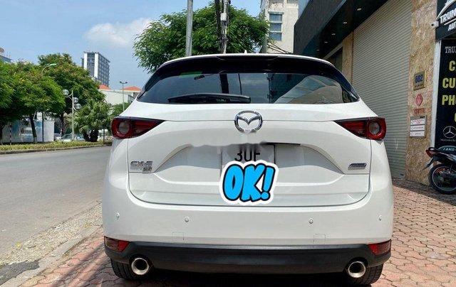 Bán xe Mazda CX 5 đời 2018, màu trắng5