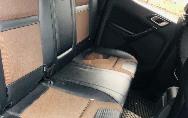 Cần bán Ford Ranger đời 2017, màu trắng, xe nhập4