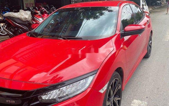 Cần bán Honda Civic 2019, màu đỏ, xe nhập, giá 835tr0
