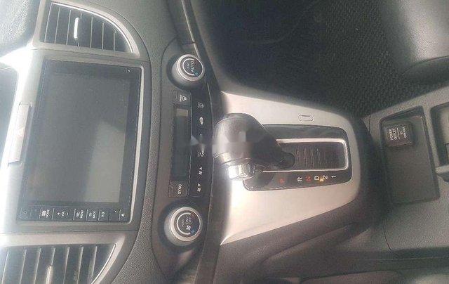 Chính chủ bán xe Honda CR V sản xuất 2014, màu xanh, biển Hà Nội5