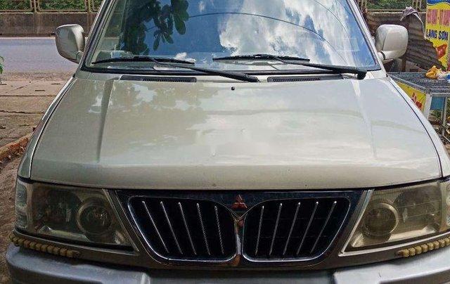 Cần bán gấp Mitsubishi Jolie năm 2003, xe nhập, số sàn3