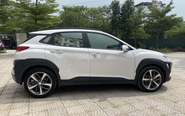 Bán Hyundai Kona đời 2018, màu trắng, giá 658tr1