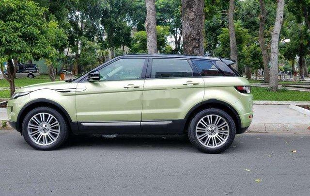 Bán LandRover Range Rover Evoque đời 2012, nhập khẩu nguyên chiếc3