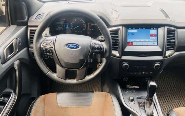 Cần bán Ford Ranger đời 2017, màu trắng, xe nhập3