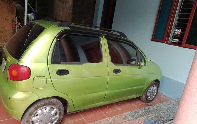 Bán Daewoo Matiz sản xuất 2005, màu xanh lá0