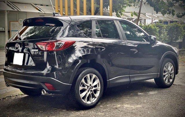 Bán Mazda CX 5 đời 2015, màu đen, giá tốt7