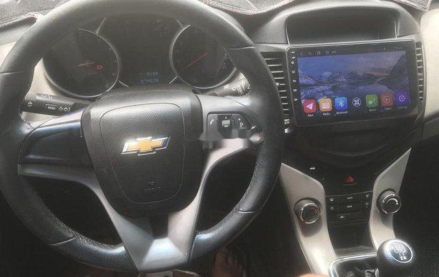 Bán ô tô Chevrolet Cruze 2015, màu trắng, số sàn1