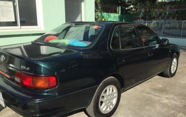 Bán Toyota Camry V6 3.0 MT 1992, màu xanh6