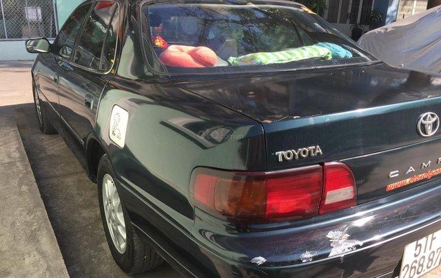 Bán Toyota Camry V6 3.0 MT 1992, màu xanh7