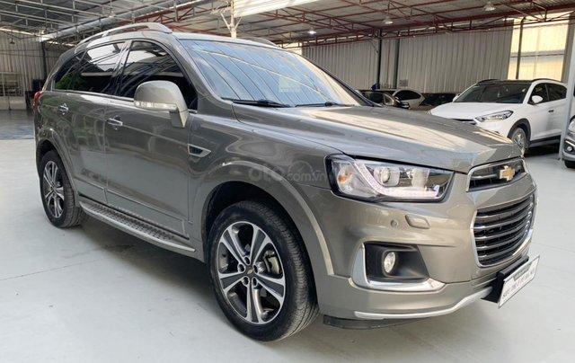 Cần bán Chevrolet Captiva 2018, biển số SG, xe đẹp2