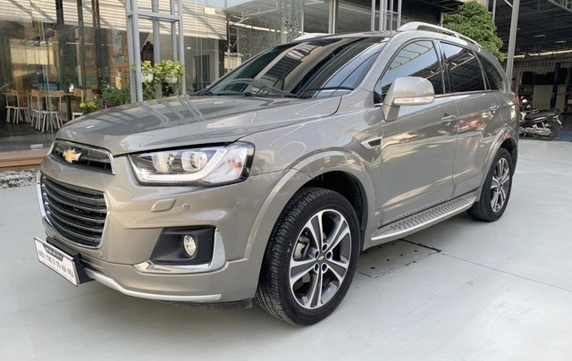 Cần bán Chevrolet Captiva 2018, biển số SG, xe đẹp1