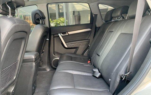 Cần bán Chevrolet Captiva 2018, biển số SG, xe đẹp11