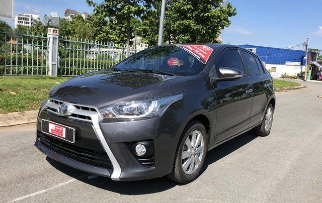 Xe Toyota Yaris G đời 2015 - xe đẹp cực chất - giảm giá sập sàn0