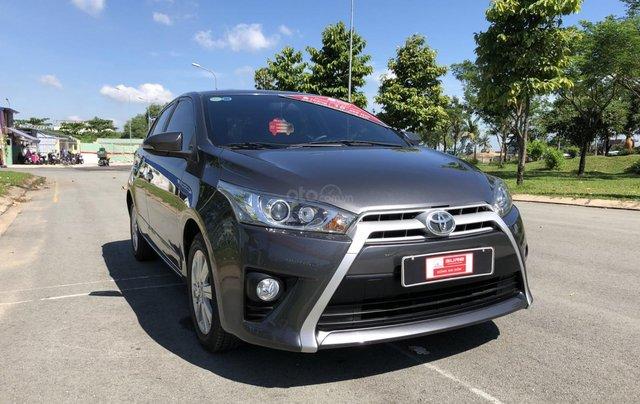 Xe Toyota Yaris G đời 2015 - xe đẹp cực chất - giảm giá sập sàn1