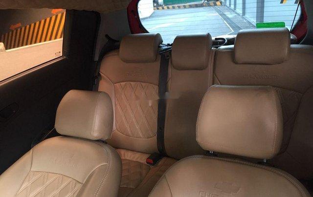 Cần bán gấp Chevrolet Spark sản xuất 2016, màu đỏ, số sàn3