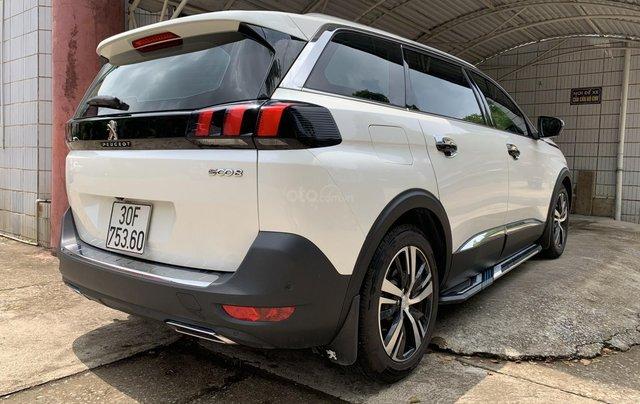 Bán xe Peugeot 5008 full 2020, màu trắng5