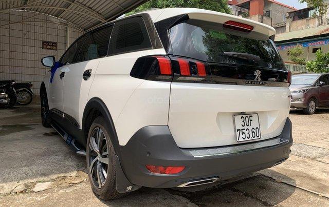 Bán xe Peugeot 5008 full 2020, màu trắng8