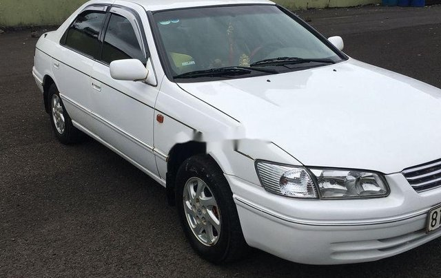 Bán ô tô Toyota Camry đời 1998, màu trắng, nhập khẩu2