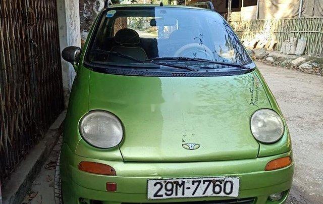 Xe Daewoo Matiz năm sản xuất 2001, nhập khẩu còn mới, 38 triệu0