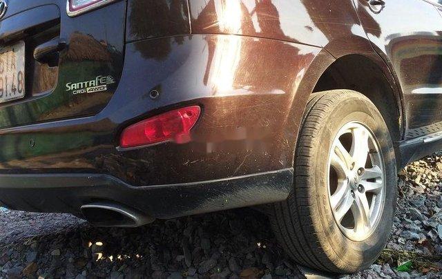 Bán ô tô Hyundai Santa Fe sản xuất 2010, xe nhập còn mới