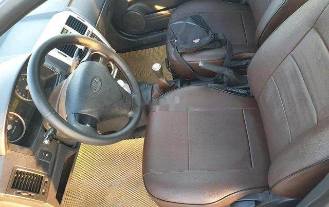 Xe Hyundai Getz sản xuất 2009, màu bạc còn mới4