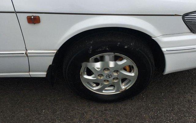 Bán ô tô Toyota Camry đời 1998, màu trắng, nhập khẩu7
