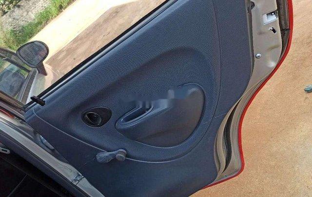 Cần bán xe Daewoo Matiz SE 2001, màu bạc6