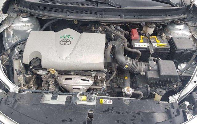 Bán xe Toyota Vios năm sản xuất 2017, màu bạc4